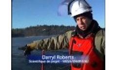 BluMetric Environmental Inc 2007 Réhabilitation du Lac Heney Video