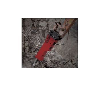 Model HY-RAM - Boom Mounted Hydraulic Hammer
