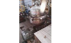 IPP - Model 212922 - 24 Horsepower Alfa Laval Disc Bowl Centrifuge