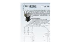Sonford TC 4 Triple Composite Sampler Brochure