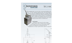 Sonford TC-3 Solo Composite Sampler Brochure