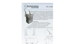 1. Sonford TC-3 Dual Cutsheet