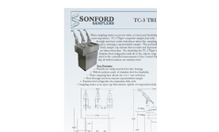 2. Sonford TC-3 Triple Cutsheet