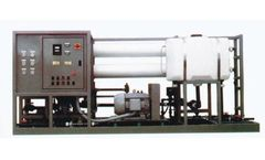 Model epRO/s - Reverse Osmosis Seawater Desalination Systems