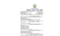 MSDS PTB-6 (PDF 93 KB)