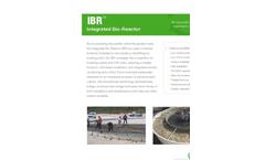 Integrated Bio-Reactor (IBR) Product Cutsheet