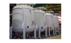 Model HPAF-Series - Liquid Phase Vessels
