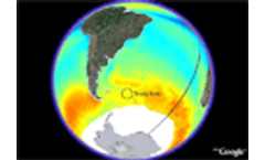 Voyage to Southern Ocean to monitor greenhouse gas air-sea fluxes