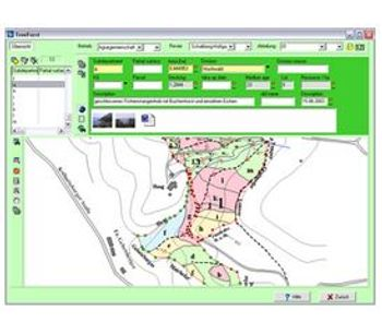 ForestOffice - Estmanagement and Forestinventory Software
