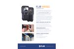 FLIR - Model MR160 - Moisture Meter & Thermal Imager - Datasheet