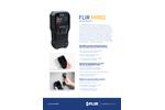 FLIR - Model MR60 - Moisture Meter Pro - Datasheet