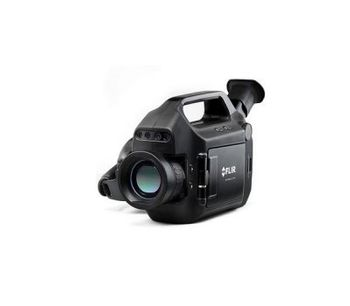 FLIR Systems - Model GFx 320 - Intrinsically Safe OGI Camera
