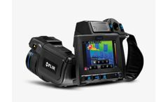 FLIR - Model 55901-2302 T620 - Thermal Camera for Predictive Maintenance