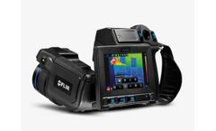 FLIR - Model 55901-2303 T620 - Thermal Imaging Cameras w/45° Lens