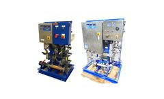 Hypochlorite generators solutions for maritime industry