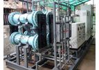Pristine Water - Model PCP Series - Continuous Production Electrochlorinators - Brine Based Systems