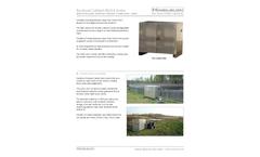 Hinsilblon - Enclosed Cabinet Odor Control Units Brochure