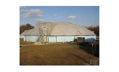 Covered Holding and Process Tanks