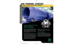 Krause - Trommel Screens - Brochure