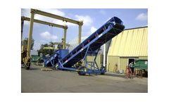 Hot Ash Conveyor System