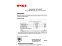 Staycell - Model 245-2.0 - Spray Foam Insulation- Brochure