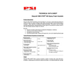 Staycell ONE STEP - Model 255 - Spray Foam Insulation (MONOLITHIC System) - Technical Datasheet