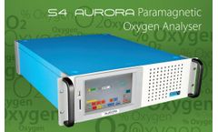 AURORA - Model Series IV - Paramagnetic Oxygen Analyser