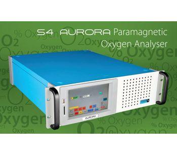 AURORA - Model Series IV - Paramagnetic Oxygen Analyser