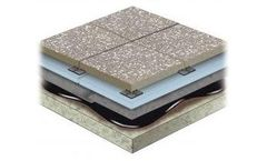Hydrotech - Open Joint Architectural Paver Assembly