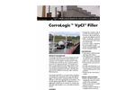 CorroLogic VpCI Filler, Patent Pending Brochure