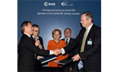 ESA signs EUR 263m earth monitoring satellite contract