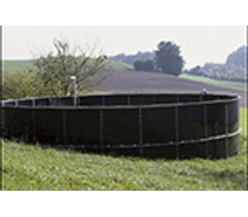 Slurry storage for the Sludge Management Industry - Water and Wastewater - Sludge Management