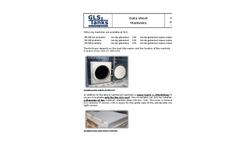GLS - Manholes Datasheet