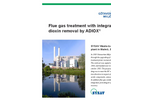Sysav: Flue Gas Treatment with Integrated Dioxin Removal Byadlox Brochure