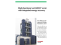 Multi-Functional Wet ADIOX Scrubbers with Integrated Energy Recovery Brochure