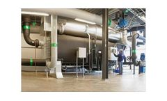 Comfort Cooling – District Cooling Chillers