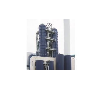 Condensing Scrubbers