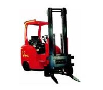 Fork Truck Operator Driver Safety Evaluation Training Course