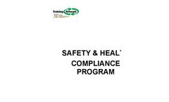 Safety & Health Compliance Program- Brochure