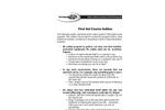First Aid PowerPoint Training Program- Brochure