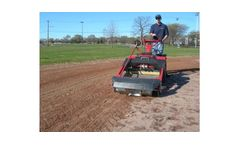 Walk Behind Sand Sifting and Soil Screening Applications