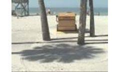Cherrington Model 950 Beach Cleaner, Introduction - Video