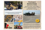 Cherrington - Model 4500 Series - Beach Cleaner / Mobile Screeners - Brochure
