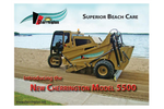 Cherrington Model 5500 Beach Screener with Cab