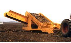 Rockland - Model Rotoveyer - Rock Picking Machine