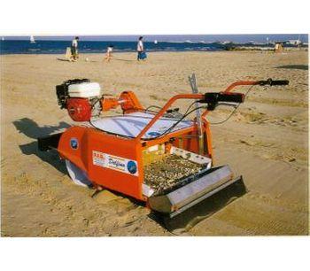 Walk Behind Sand Cleaning Machine-1