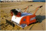 Delfino - Walk Behind Sand Cleaning Machine