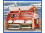 Compact 3 Point Linkage Sand Screening Machine