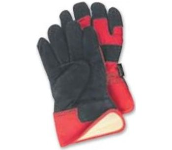 Model SAS - Split Cowhide Fitters Thinsulate Lined Gloves