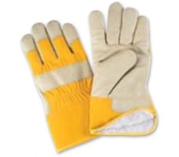 Model SAP300 - Superior Grain Pigskin Fitters Acrylic Boa-Lined Gloves